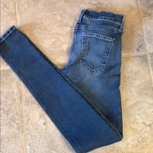 Current/Elliot the Skinny Jean size 24